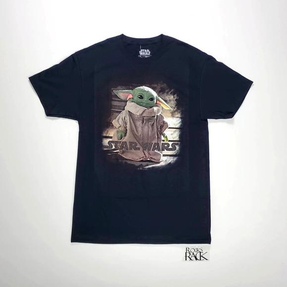 Star Wars Medium Black Graphic T-Shirt
